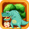 Dinosaurs Differences Game icon