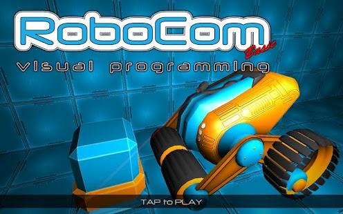 RoboCom Basic– Vignette de la capture d'écran