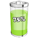 3D Battery Status Widget logo