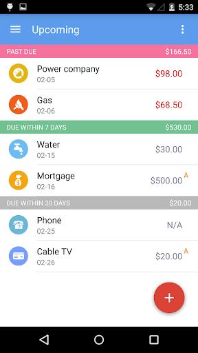 【免費商業App】Bill Keeper Pro-APP點子