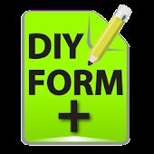 DIY Form+