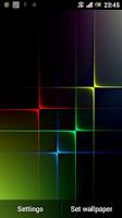 Screenshot of Nexus Neon Grid  HD  LWP