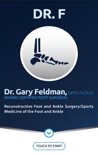 Dr Gary Feldman