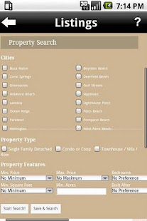 Boca Raton Florida Real Estate - screenshot thumbnail
