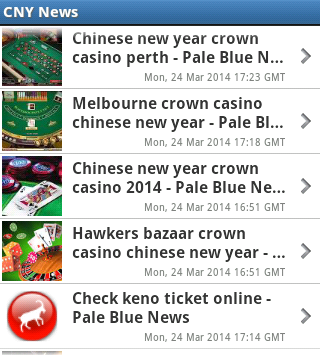 Chinese New Year 2015 News - screenshot
