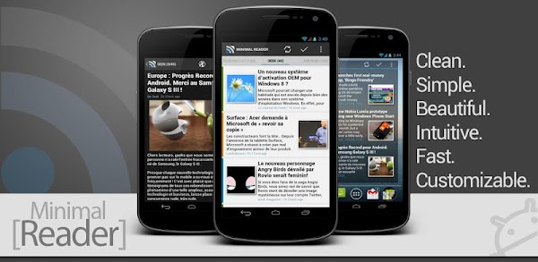 Minimal Reader Pro Apk Download