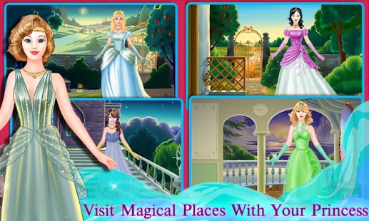 Fairy Tale Princess Dress Up- screenshot thumbnail