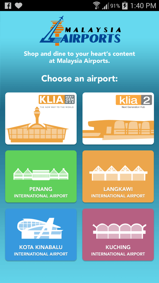 MAHB Airports - screenshot
