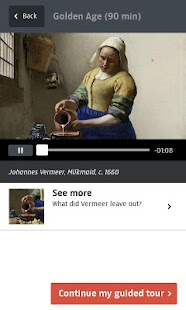 Rijksmuseum - screenshot thumbnail