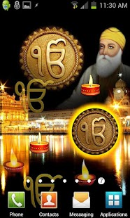 Guru Nanak HQ Live Wallpaper - screenshot thumbnail