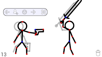 Screenshot of Stick Fighter