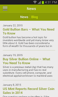 Midwest Bullion Exchange- screenshot thumbnail