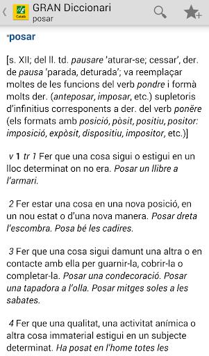 Gran Diccionari Catalana