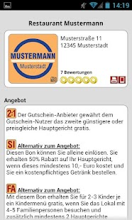 Mobile-Gutscheine.de - screenshot thumbnail