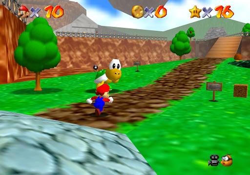 sN64s Emulator HD