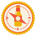 BreweryMap #1 Brewery Map App logo