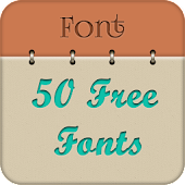 50 Fonts for Samsung Galaxy 11