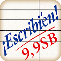 Escribién-Spanish learning app icon