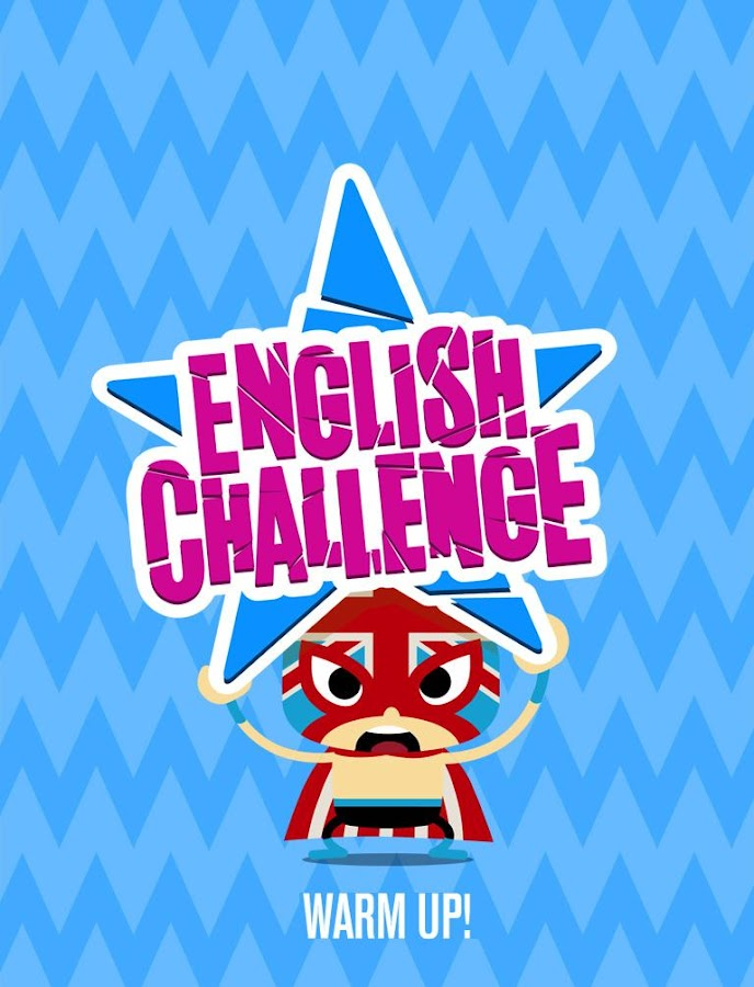 English Challenge: captura de pantalla
