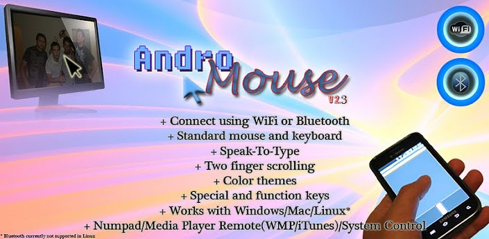 Remote Android Mouse v2.31