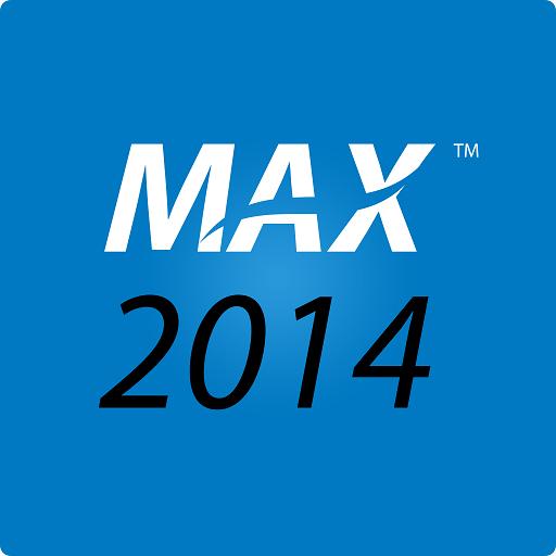 MAX 2014 Conferences LOGO-APP點子
