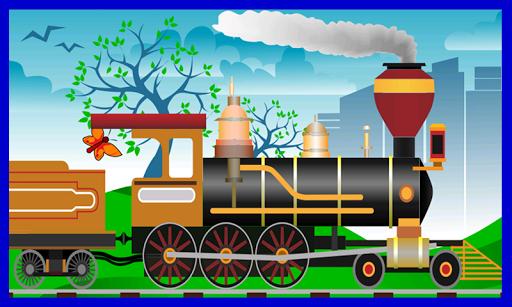 Kids Train simulator