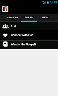 Church of the Open Door App - screenshot thumbnail