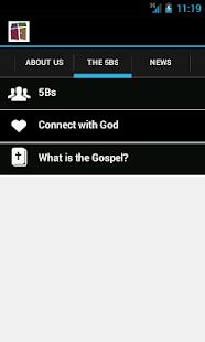 Church of the Open Door App - screenshot thumbnail