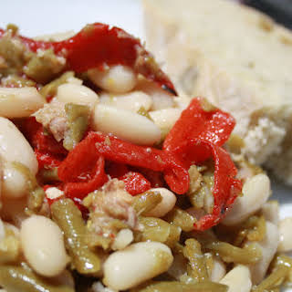 White Bean Salad.
