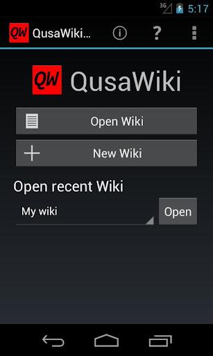 QusaWiki