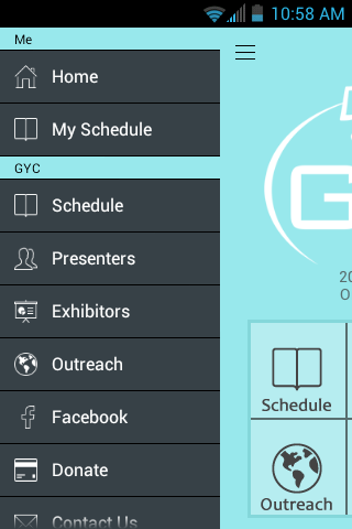 GYC App - screenshot