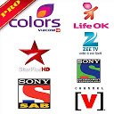 HD Indian Tv Shows mobile app icon
