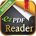 ezPDF Reader for Redeem Code icon