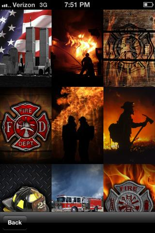 Firefighter Wallpaper! - screenshot