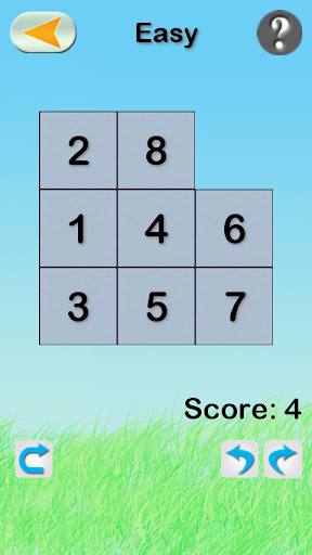 Logic Puzzle - Fifteen