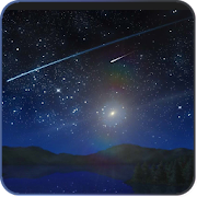 Meteors star firefly Wallpaper