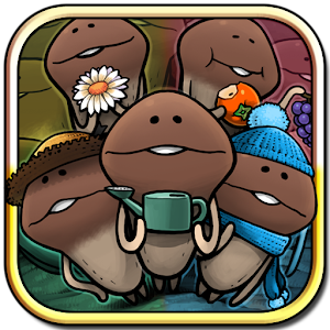 Mushroom Garden Seasons Icon do Jogo