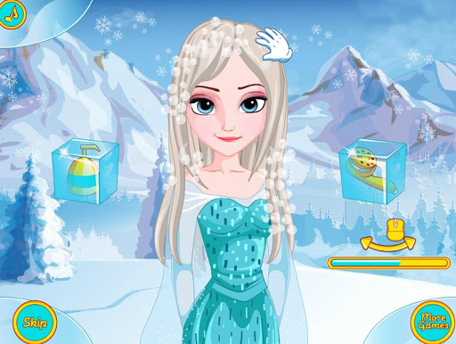 Elsa Feather Chain Braids