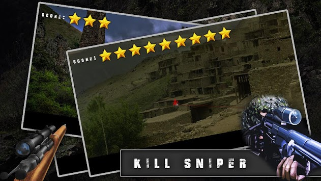 Kill Sniper apk screenshot