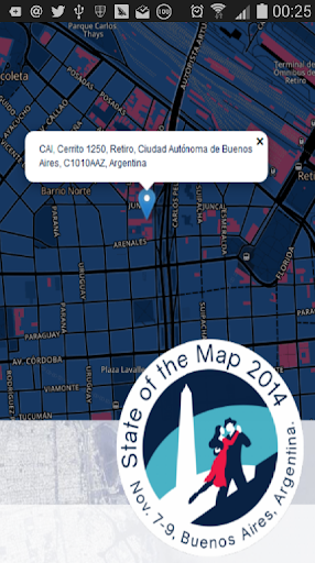 State of the Map Buenos Aires