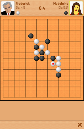 Gomoku - Five In a Row 6.1 screenshot 370773