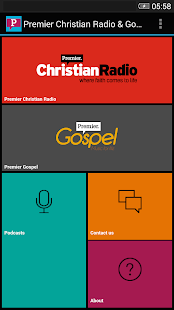 Premier Christian Radio/Gospel- screenshot thumbnail