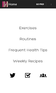 Women's Purse Fitness - screenshot thumbnail