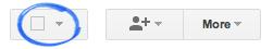 Checkbox button