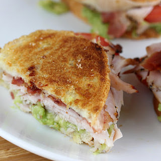 California Club Grilled Cheese