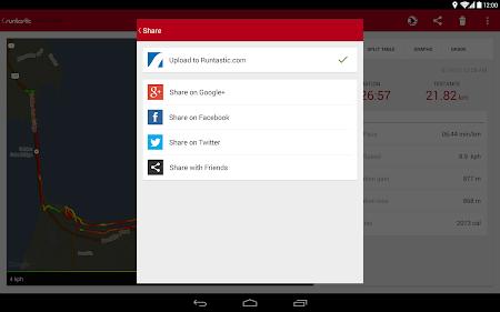 Runtastic Road Bike Tracker 2.2.1 screenshot 37462