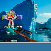 Shoot Buz Lightyear
