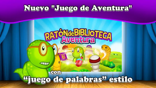 Ratón de Biblioteca Aventura