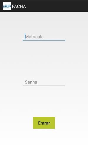 FACHA - Secretaria Virtual