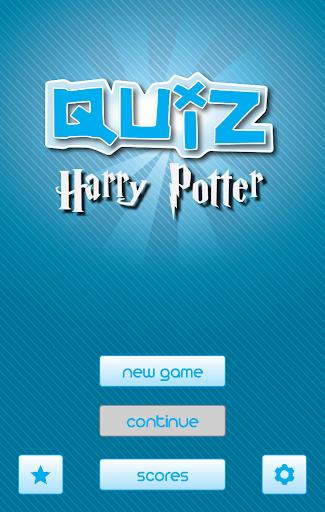 Quiz Harry Potter Unofficial